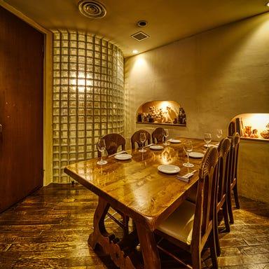 個室×イタリアン GIROND'S JR.ジローズジュニア 店内の画像