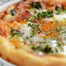 【サクサクパイ生地】自慢のピザ!