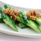【萩】もろ味噌で食べる やみつきもろきゅう