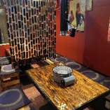 テーブル席(~4名様×6卓)
