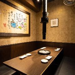 富士山溶岩焼肉 あぶり  店内の画像