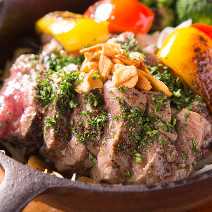 肉料理や一品料理にもご注目を!