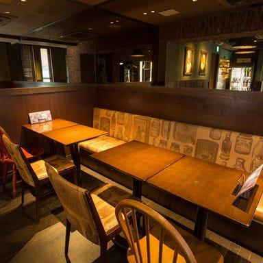 日本酒キッチン YODARE 湯島 御徒町店 店内の画像