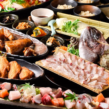 海鮮酒場 魚魚  こだわりの画像