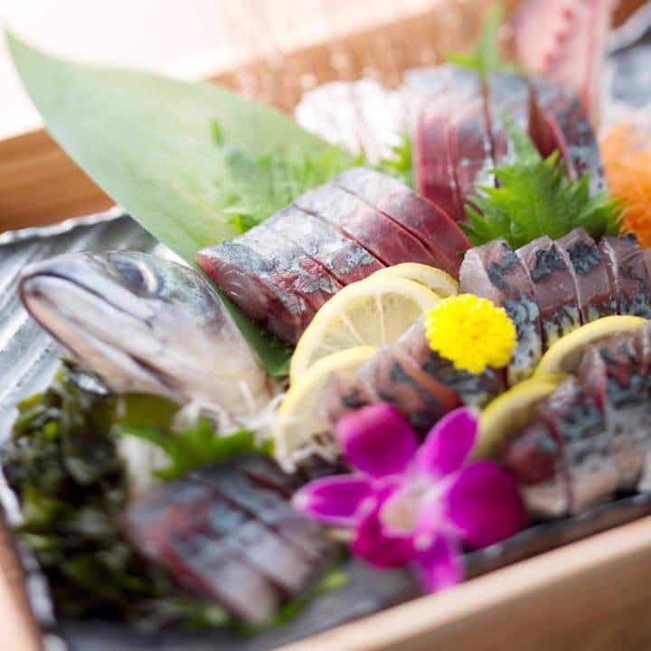 新鮮!高知のブランド魚「清水さば」