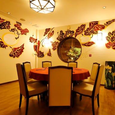 扇子 THE CHINOIS  店内の画像