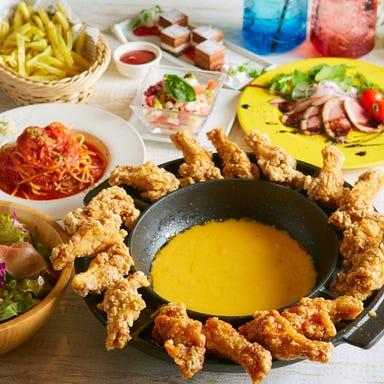 肉バル ニッチーズ ‐Niccheese‐ 静岡店 コースの画像