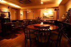 長江菜館 国立天賜閣  店内の画像