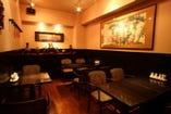 【個室席】8~12名様までの会食や集まりにおすすめです。