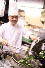 大使館での経験シェフによる本格料理
