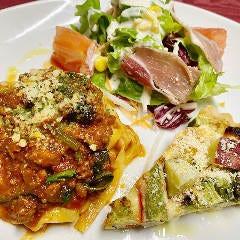 【数量限定】 Plate lunch <ロビンソンプレートランチ>