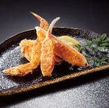 ずわい蟹せんざん焼