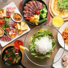 チーズ料理と肉盛りバル 南森町ロマンチック食堂