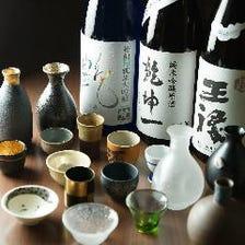 熟成魚はもちろん熟成肉とも相性が良い日本酒