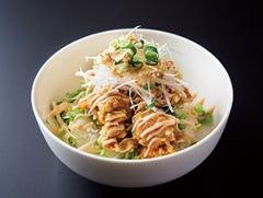 唐揚オーロラソースマヨネーズ丼