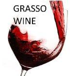 グラスワイン(白、赤)