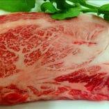 栃木県産 霜降り牛のサーロインステーキ