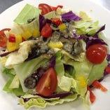 野菜料理アラカルト