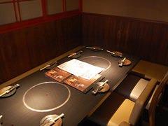 隠れ家個室 さくら 姫路駅前店 店内の画像