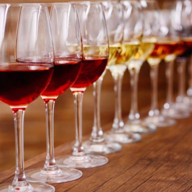 全18種類のグラスワインがAll490円♪