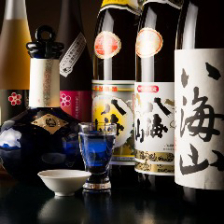■地酒 八海山