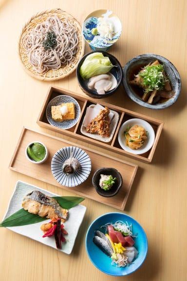 酒と肴と蕎麦 サカナケンキュウジョ 金山小町店 コースの画像