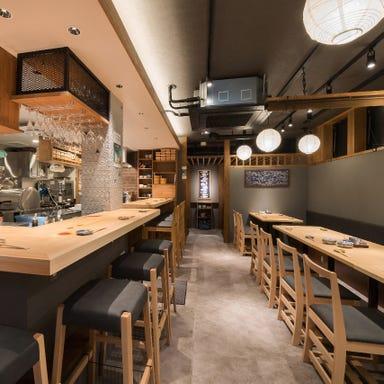 酒と肴と蕎麦 サカナケンキュウジョ 金山小町店 店内の画像