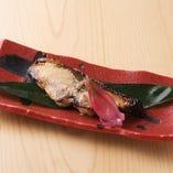 吟醸酒粕漬け焼き 銀鱈(かんぶり)