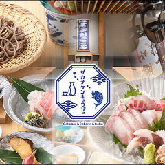 酒と肴と蕎麦 サカナケンキュウジョ 金山小町店