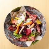 ありがとう野菜の彩りサラダ