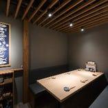 当店は安全・安心宣言施設です!接待に相応しい優雅な個室を完備