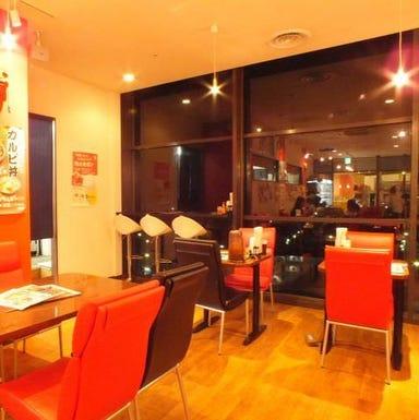 サムギョプサル 韓国料理 李朝園 奈良ファミリー店 店内の画像