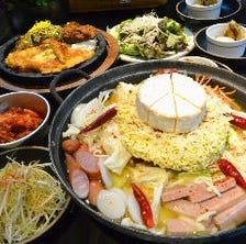 韓国料理を満喫!宴会コース☆