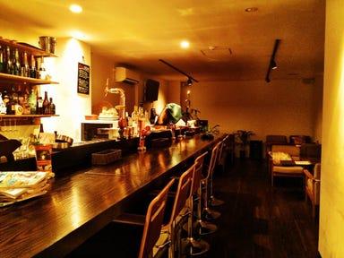 Cafe Dining SYNC  店内の画像