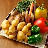 契約農家さん自慢の野菜【神奈川県】