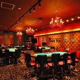 結婚式二次会や同窓会など、大規模宴会・パーティーは貸切もOK!着席70名様まで、立食90名様まで承ります。