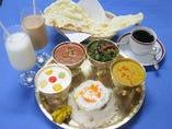 ネパールの家庭料理!エベレストスペシャルコース1900円(税抜)
