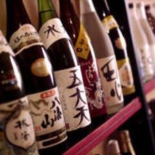 厳選したおすすめの日本酒、ワイン