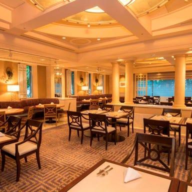 レストラン「カシュカシュ」浦安ブライトンホテル東京ベイ  店内の画像