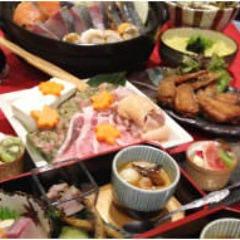 関西和風出し・海鮮料理 だいこん亭