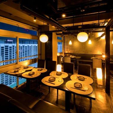 焼き鳥とお刺身の個室居酒屋 峰八 みねはち 新橋烏森口店 店内の画像