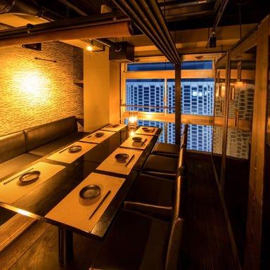 焼き鳥とお刺身の個室居酒屋 峰八 みねはち 新橋烏森口店 こだわりの画像