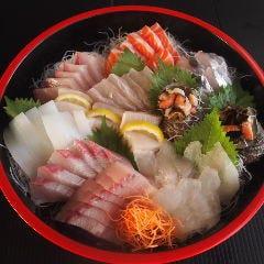 山口県産 海鮮広場 魚かつ