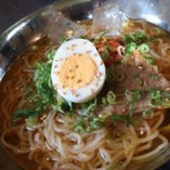 オラジナル冷麺