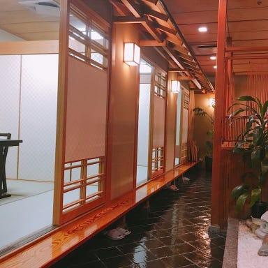 日本料理 花のれん  店内の画像