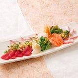 寿司屋のカルパッチョ