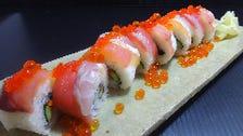 海宝ロール寿司(2~3名様)