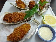 海宝名物牡蛎フライ