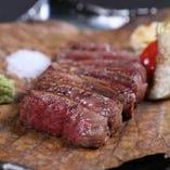 A5ランク黒毛和牛赤身肉ステーキ【北海道】