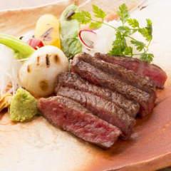 赤身肉ステーキ(100g)